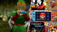 Nintendo Switch Online Adds A Ton Of N64 And SEGA Mega Drive Games