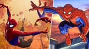 '90s Animated Spider-Man Reportedly Coming To 'Into The Spider-Verse 2'