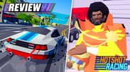 'Hotshot Racing' Review: Retro-Styled King Of Speed Blows Away The Competition
