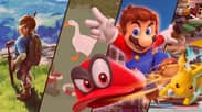 GAMINGbible's Guide To The Best Nintendo Switch Games
