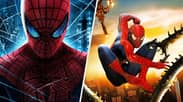 'Marvel's Spider-Man' Player Recreates Spidey Movie Posters Using Only In-Game Shots