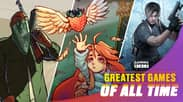 The Greatest Video Games Of All Time: 40-21
