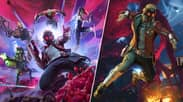 'Marvel's Guardians Of The Galaxy' Officially Announced With Gameplay Trailer