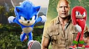 Fans Wants The Rock To Voice Knuckles In The 'Sonic The Hedgehog 2'