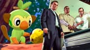 GTA Has Nearly Overtaken Pokémon In Terms Of Total Games Sold
