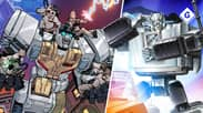 These Transformers Crossover Toys Are An 80s Kid's Dreams Come True