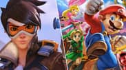 'Overwatch' Boss Tells 'Super Smash Bros' Dev It Can Have Any Character It Wants