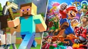 Minecraft Steve Is Coming To 'Super Smash Bros. Ultimate'