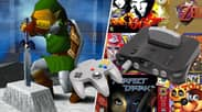 Nintendo Is Still Considering An N64 Mini, And We Need This To Happen