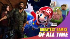 The Greatest Video Games Of All Time: 20-1