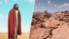 'I Am Jesus Christ' Unreal Engine 5 Footage Looks... Really Good, Actually