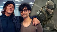 Hideo Kojima Had A 'Large Game Proposal' Rejected After 'Death Stranding'