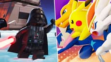 Free Games: Pokémon And LEGO Star Wars Have New Games Out Now