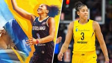 Candace Parker Is First Woman Athlete To Feature On 'NBA 2K' Cover