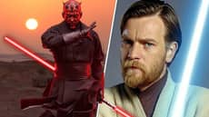 Darth Maul Actor Teases Return In Obi-Wan Kenobi Series