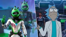'Fortnite' Gets Rick And Morty Crossover, Completely Changing Its Battle Pass