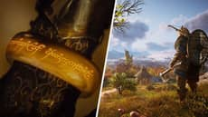 'Assassin's Creed Valhalla' Has An Awesome Reference To The Lord Of The Rings