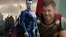 Chris Hemsworth Savagely Shuts His Kid Down For Saying He Wants To Be Superman