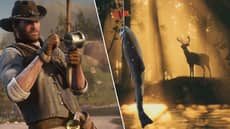 Grandad Sinks 2,000 Hours Into 'Red Dead Redemption 2', And He's Still Not Done