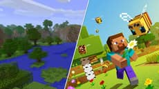 Players Can Finally Explore 'Minecraft's' Iconic Title Screen World