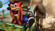 Tony Hawk, Crash Bandicoot, And Multiple COD Games Reportedly In Development At Activision