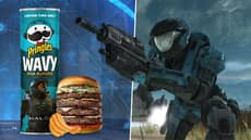 New Pringles Flavour Is An Extinct Animal From 'Halo: Reach'