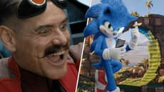 Jim Carrey Surprises 'Sonic The Hedgehog 2' Crew Member With $40,000 Gift