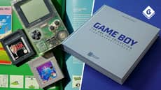 This New Nintendo Game Boy Book Is Literally A Work Of Art