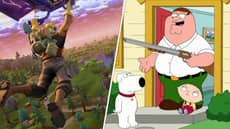 Peter Griffin Is Coming To 'Fortnite', According To Dataminers