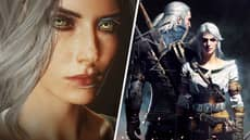 Ciri Is Now A Playable Character In 'Cyberpunk 2077' Thanks To Brilliant Mod