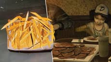 Twitter Account Showcases The Most Utterly Disgusting Food From Video Games