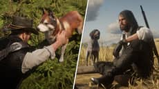 'Red Dead Redemption 2' Players Can Finally Get A Dog Companion