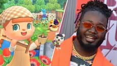T-Pain Just Dropped An Animal Crossing Rap, And It Slaps