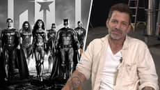 Zack Snyder Wants To Create A Shared Video Game And Movie Universe