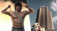 Rambo And Nakatomi Plaza Revealed In New 'Call Of Duty Warzone' Trailer