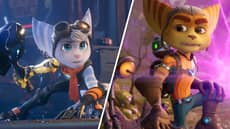'Ratchet & Clank: Rift Apart' Gameplay Shows Off Teleporting Tech