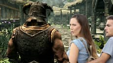 Guy Introduces Wife To 'Skyrim', Now He Can't Get Her Off It