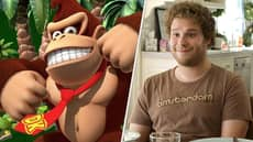 Seth Rogen's Mum Is As Confused As Anyone About Donkey Kong Casting