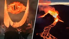 """Scientists Have Found """"The Eye Of Sauron"""" In An Ancient Volcano"""