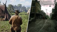 'Red Dead Redemption 2' Looks Better Than Ever In This Photorealistic Mod