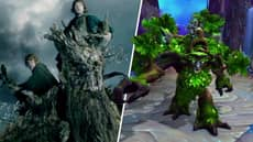 'World Of Warcraft' Will Finally Let You Ride A Giant Tree Like A Little Hobbit