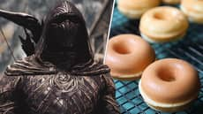 The 'Skyrim' Thieves Guild Has Started Helping Krispy Kreme Employees IRL - No, Really
