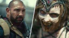 Zack Snyder's 'Army Of The Dead' Is Just Dave Bautista Versus Zombies