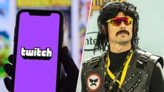 Dr Disrespect Now Knows Why Twitch Banned Him, And He's Suing