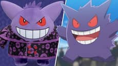 Gengar Is The Next Build-A-Bear Pokémon Plush, And I Need One