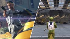 Grand Theft Auto Dataminers Discover And Play Hidden UFO Mission