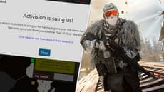 Indie Developer Sued By Activision Over 'Warzone' Starts GoFundMe For Legal Aid