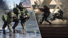 'Battlefield 2042' Devs Refuse To Aknowledge If We Can Pet The Robo Dog