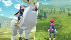 'Pokémon Legends: Arceus' May Not Be Open World After All