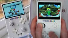 This Modder Has Made A Game Boy-Sized Wii, And It's Just Beautiful